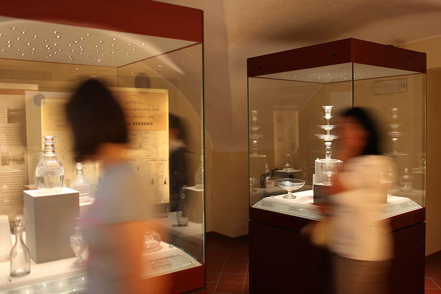 Progettazione contenuti e coordinamento allestimenti per mostre e musei