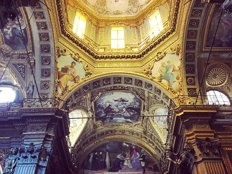 Basilica di Santa Maria delle Vigne, Genova