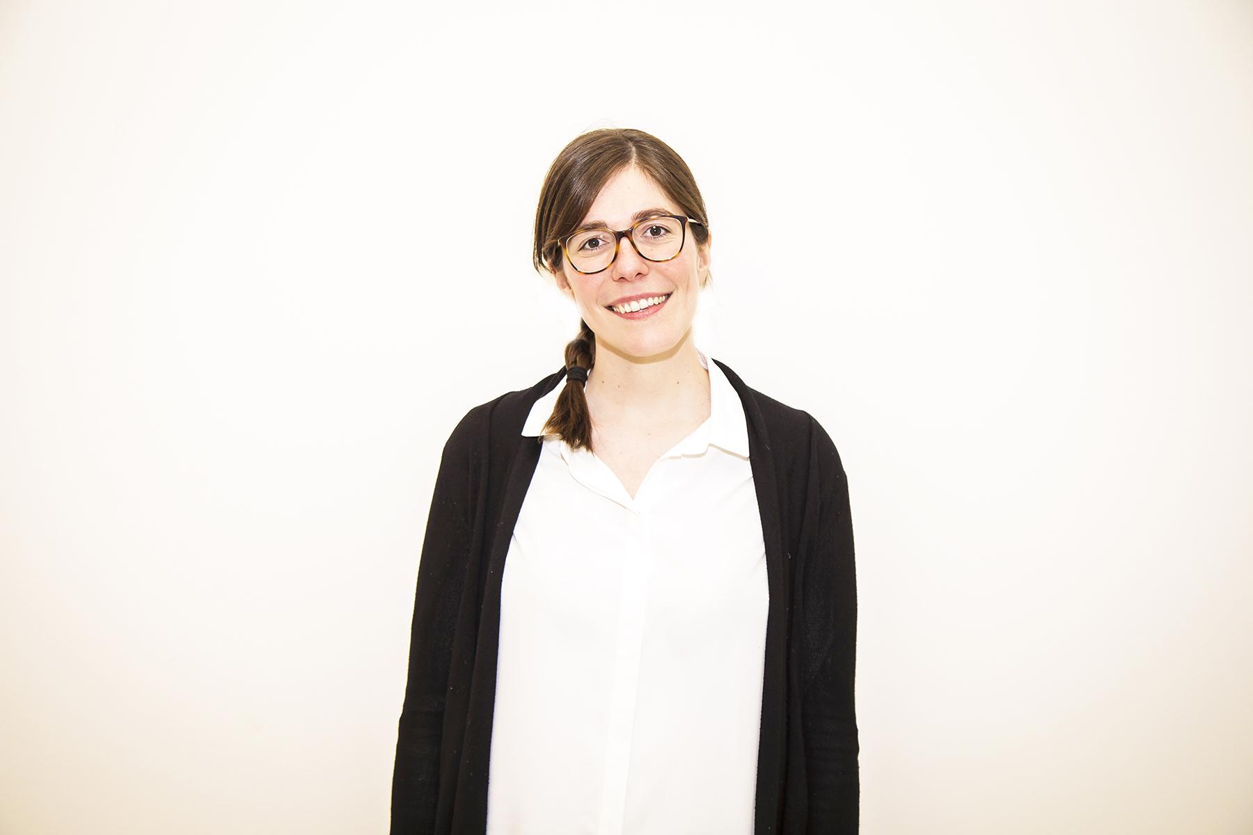 Francesca Sciolla | Project manager junior | Area personale e segreteria organizzativa